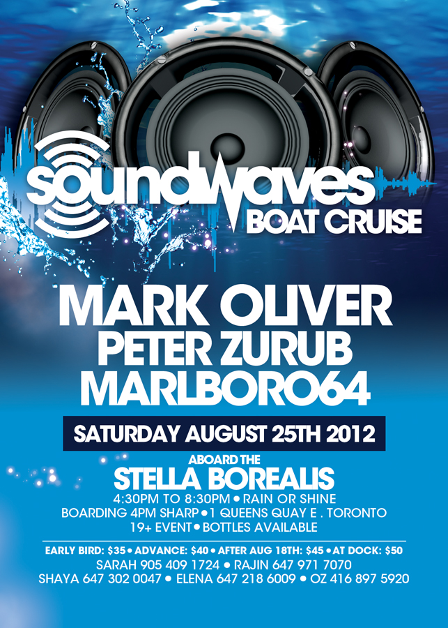 Soundwaves Boat Cruise