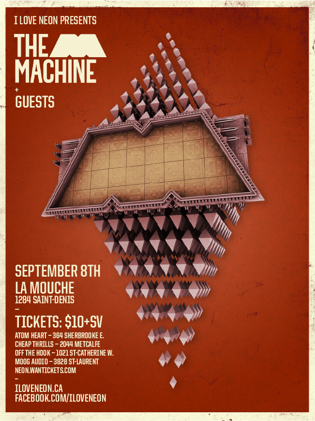 The M Machine at La Mouche