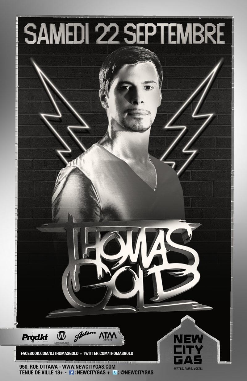 Thomas Gold Montreal