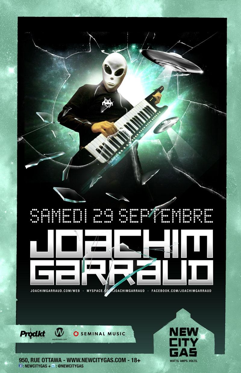 Joachim Garraud Montreal