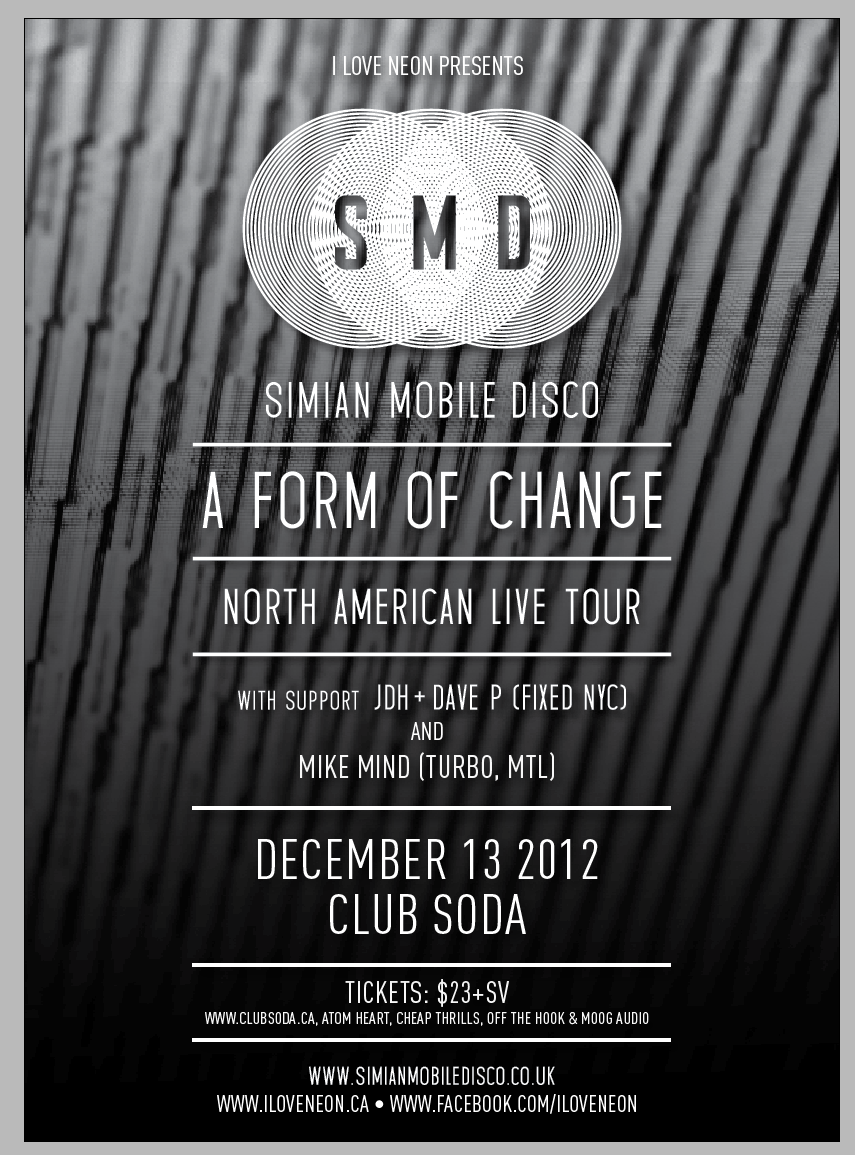Club Soda Montreal