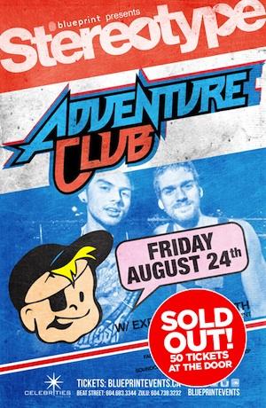 Adventure Club Vancouver