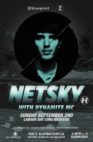 NETSKY Vancouver