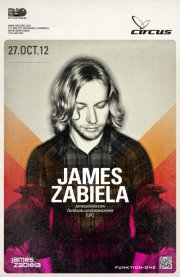 James Zabiela at Circus Afterhours Montreal