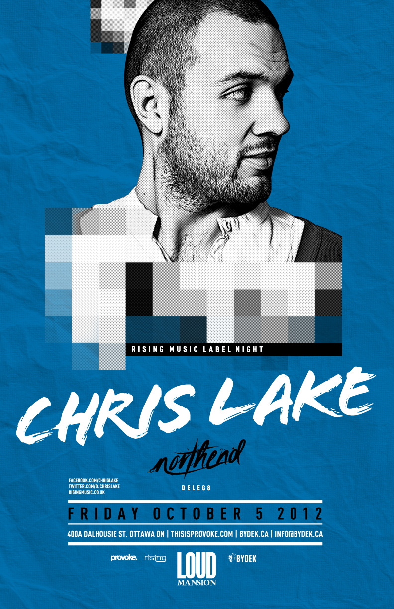 Chris Lake at Mansion Ottawa