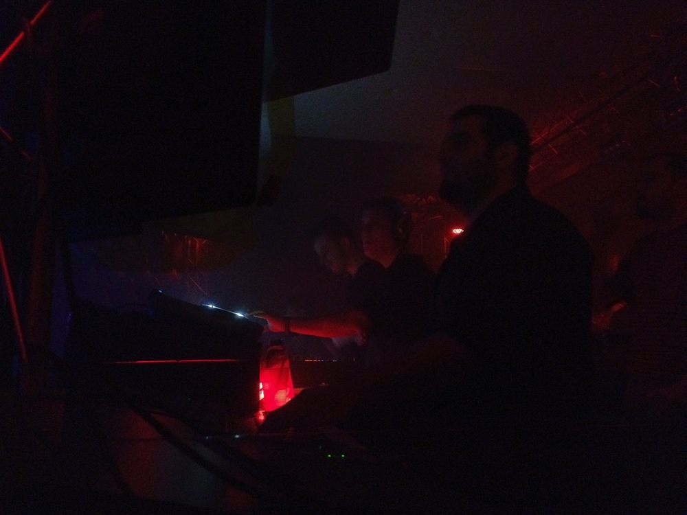 Grube & Hovsepian at Circus Afterhours