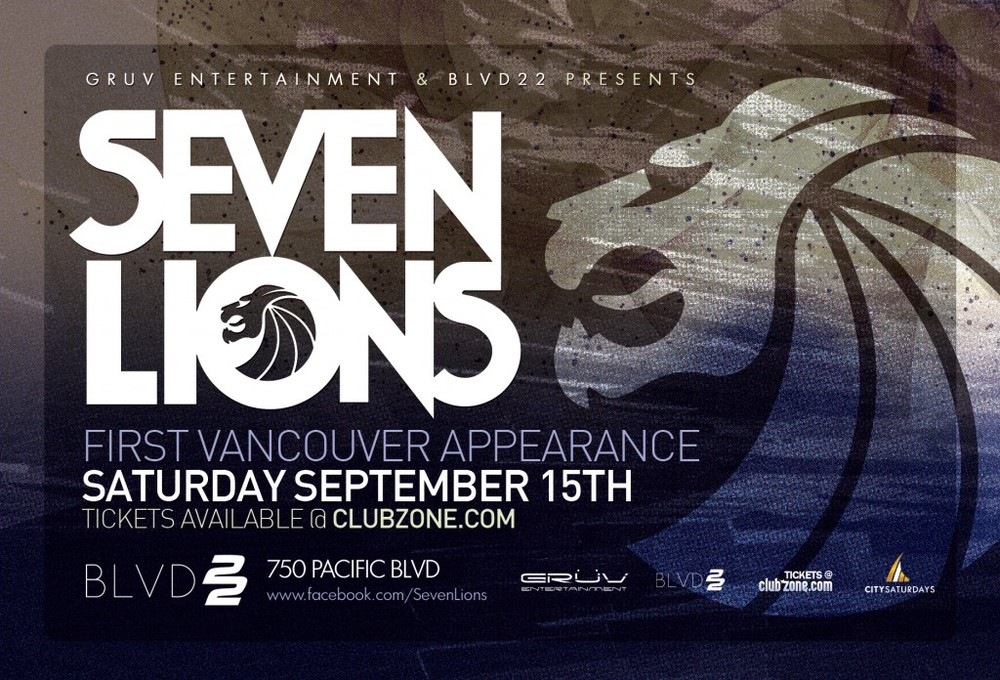 Seven Lions in Vancouver