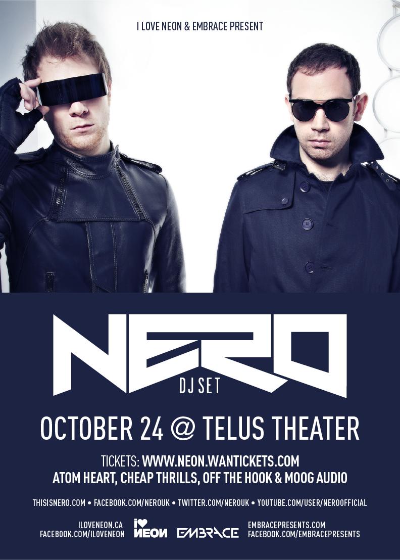 Nero in Montreal