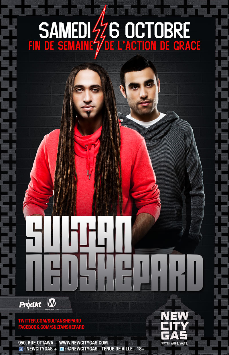 Sulan + Ned Shepard Montreal