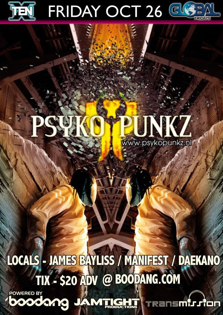 Psyko Punkz Calgary