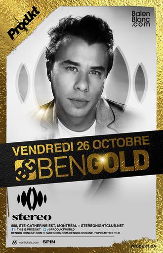 Ben Gold Montreal