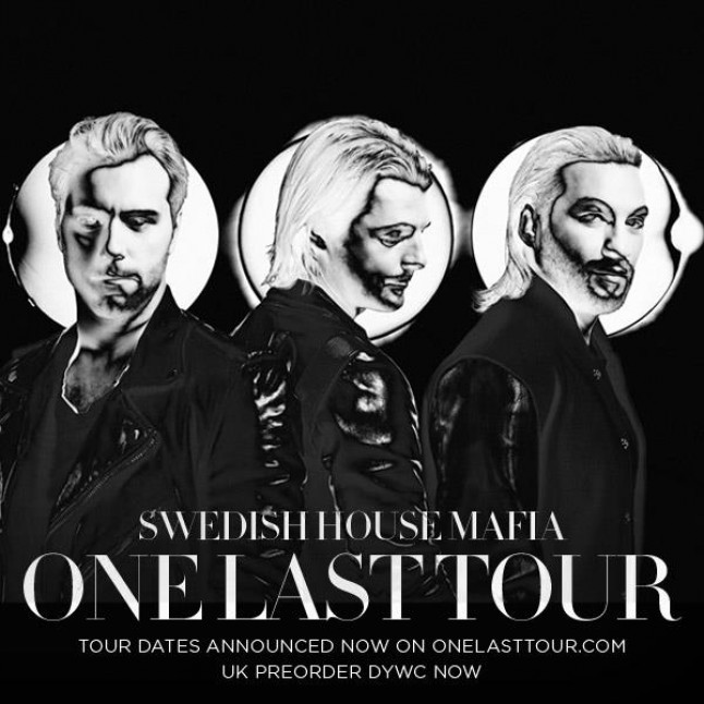 Swedish House Mafia One Last Tour (Picture Credit: http://electronicdancemusic.com/swedish-house-mafia/swedish-house-mafia-one-last-tour-dates/)