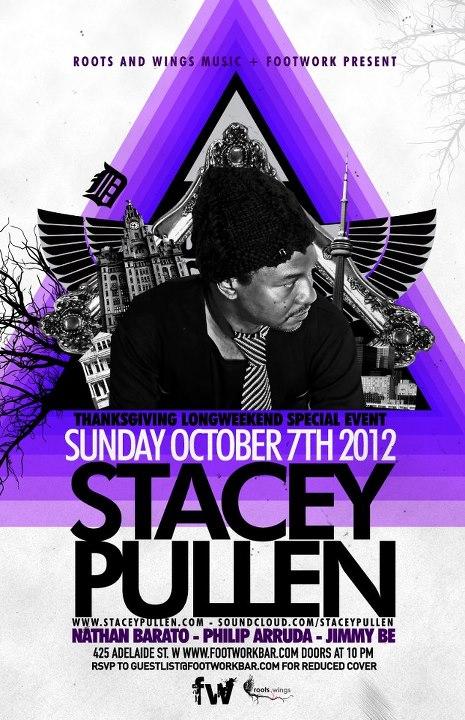 Stacey Pullen Toronto