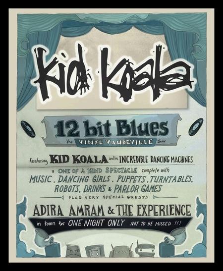 Kid Koala Vancouver
