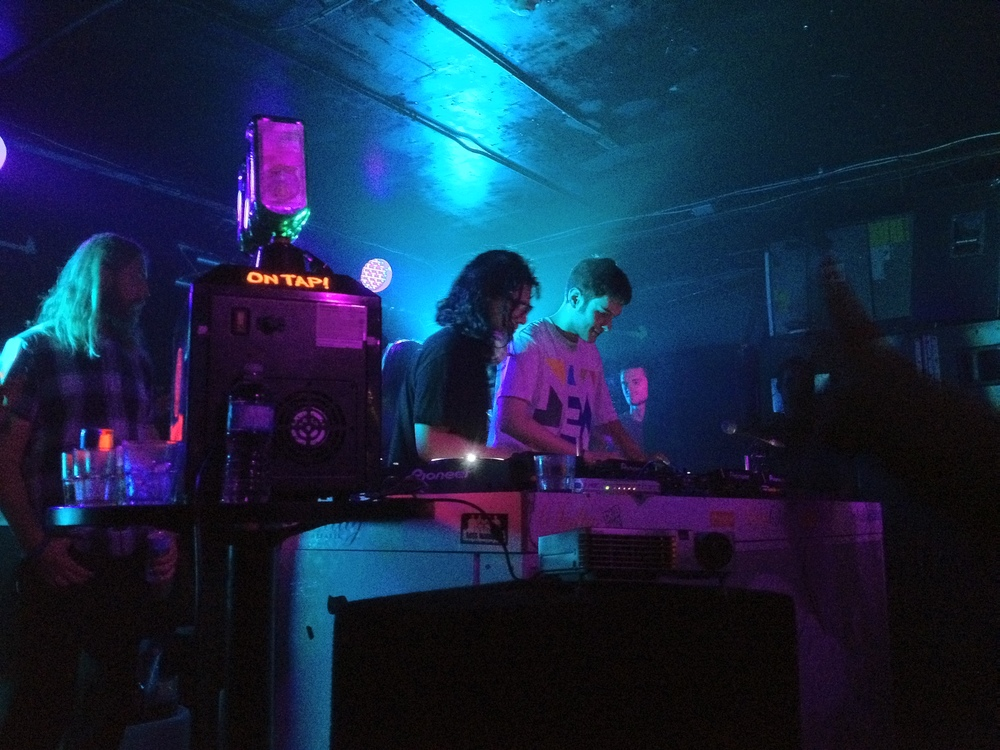 Skrillex and Koan Sound
