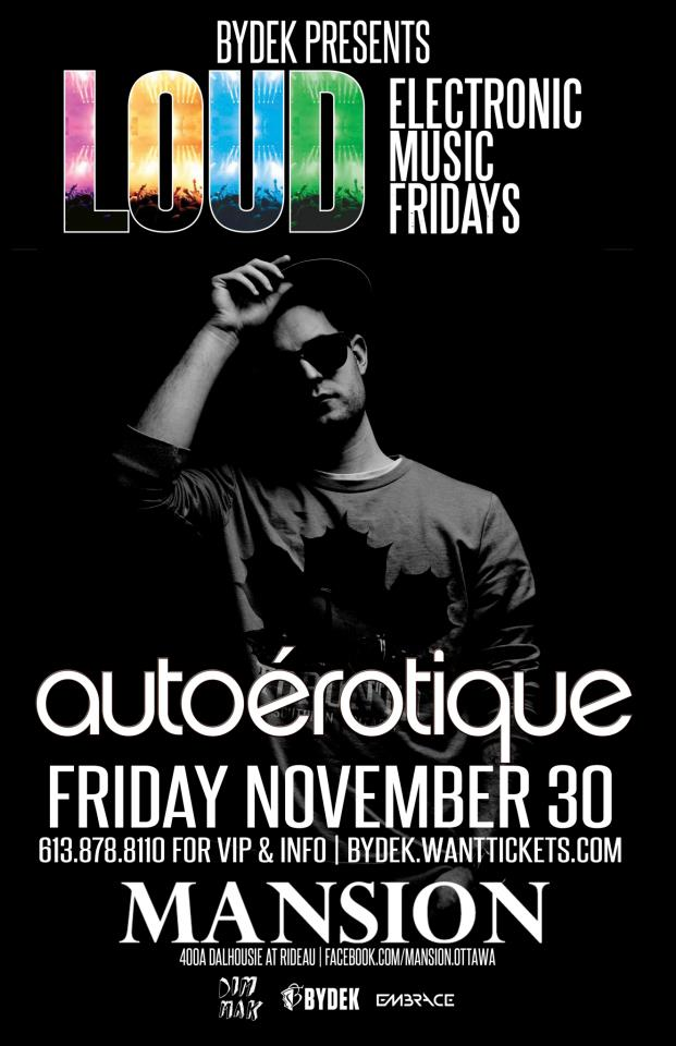 Autoerotique Ottawa Mansion