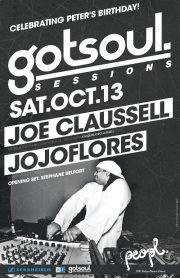Jojoflores Joe Claussell Montreal