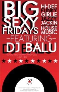 DJ Balu Overkill Ottawa