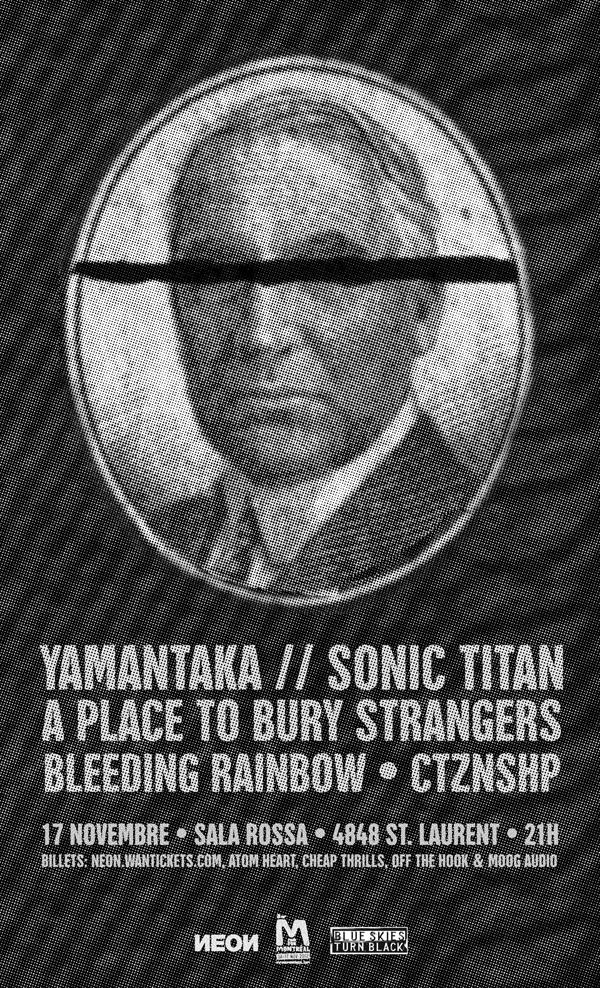 yamantaka sonic titan sala rossa montreal