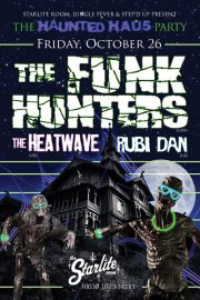 Heatwave The Funk Hunters Rubi Dan Edmonton