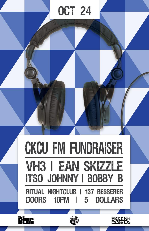 CKCU FM Fundraiser