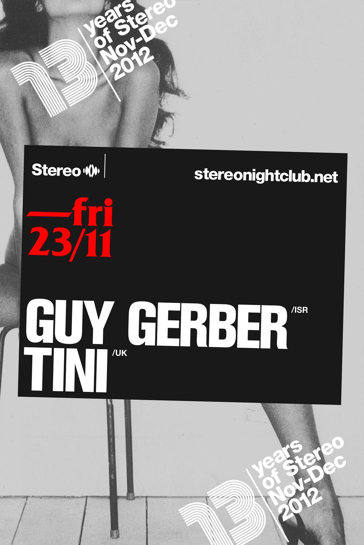 Guy Gerber Montreal Stereo