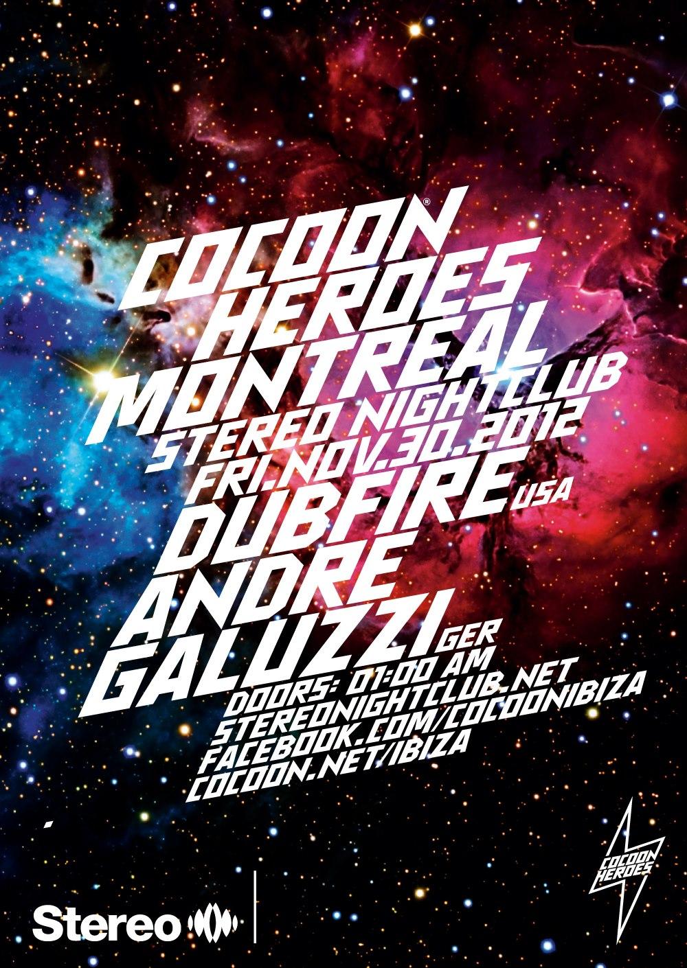 Dubfire Andre Galluzzi Stereo Montreal