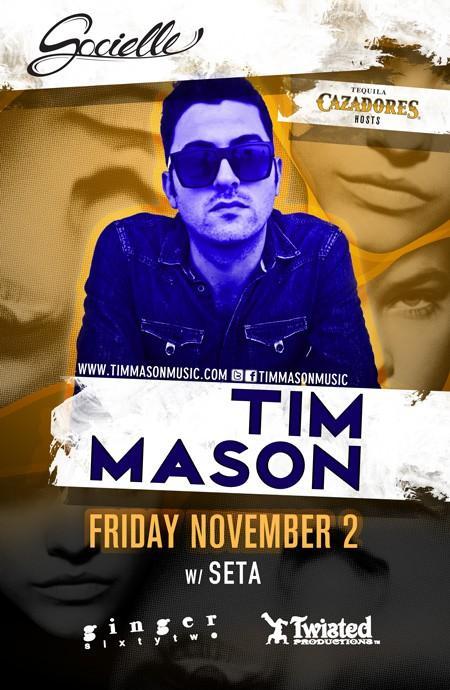 Tim Mason Ginger62 Vancouver