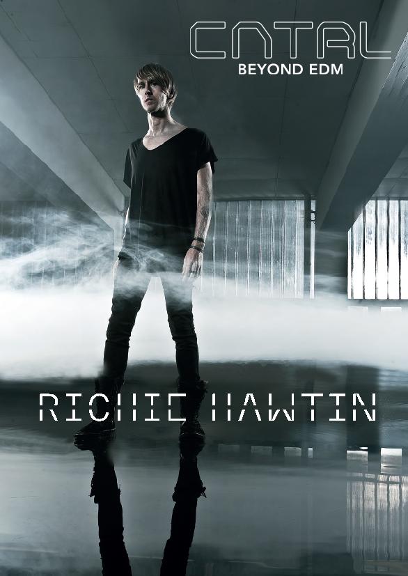 Richie Hawtin CNTRL Beyond EDM