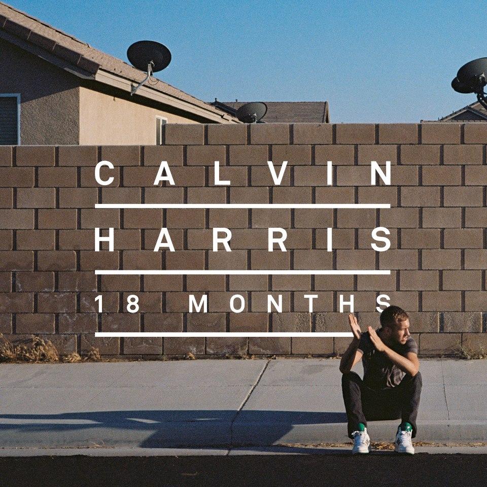 Calvin Harris 18 months album