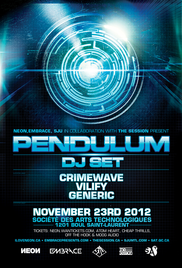pendulum dj set crimewave vilify generic sat