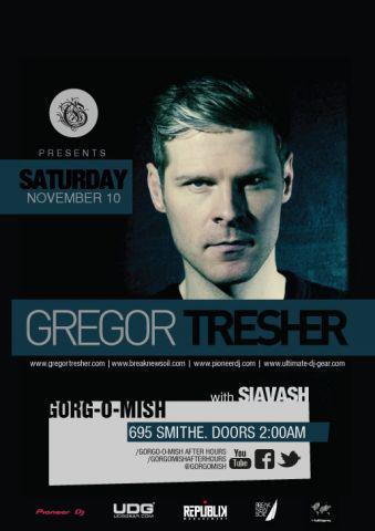 Gregor Tresher Gorgomish Vancouver