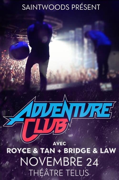 adventure club montreal telus