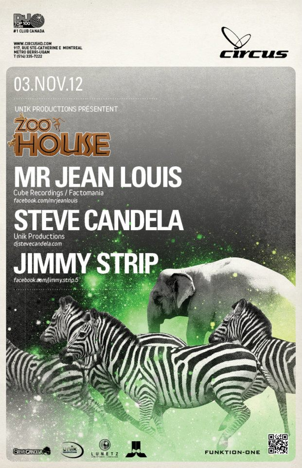 jean louis circus steve candela jimmy strip