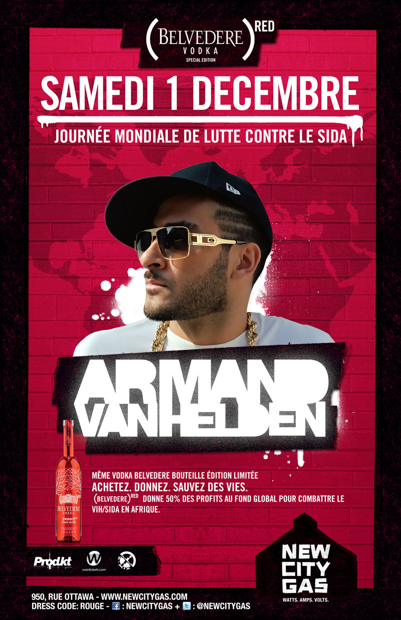 Armand Van Helden New City Gas