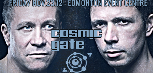 cosmic gate edmonton event centre