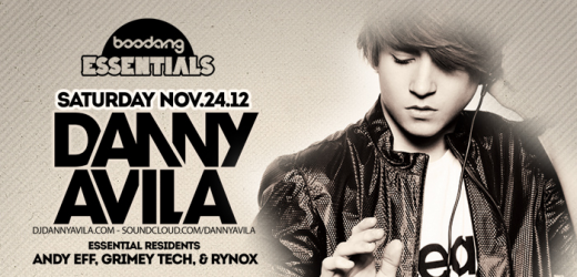 Danny Avila, Andy Eff, Grimey Tech, Rynox warehouse nightclub