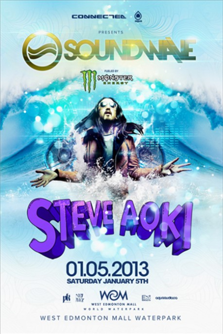 Steve Aoki, Autoerotique west edmonton mall