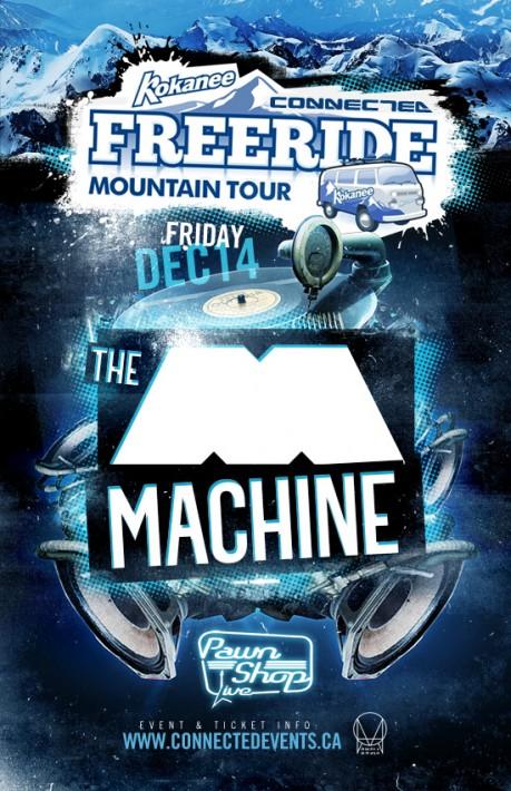 The M Machine the pawn shop edmonton