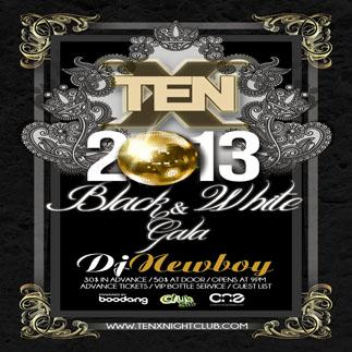 DJ Newboy calgary ten nightclub