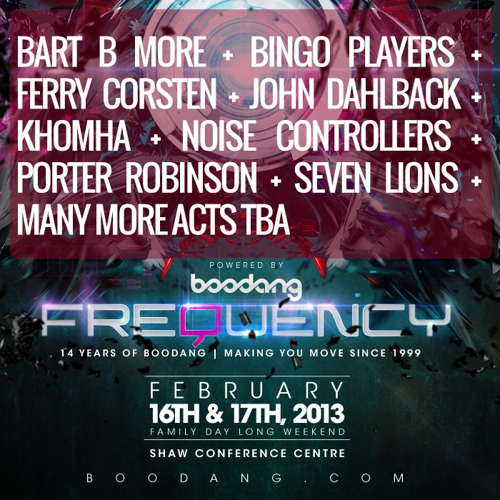 frequency shaw conference centre edmonton
