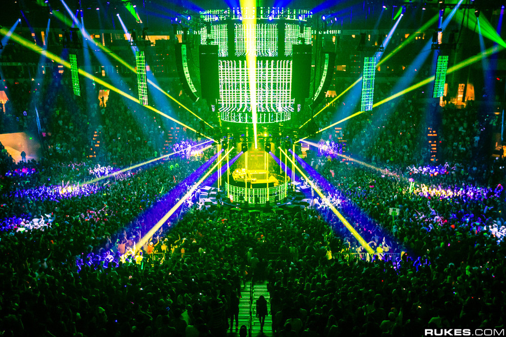 Bassnectar Nashville NYE (Sold Out show) (Photo: Rukes)