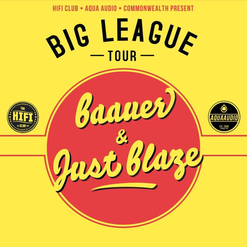 Baauer, Just Blaze Calgary