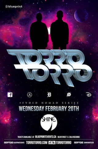 Torro Torro Vancouver Shine
