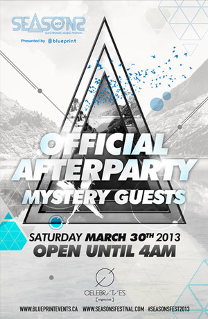Saturday march 30th seasons afterparty celebrities edm canada seasons afterparty celebrities vancouver malvernweather Gallery