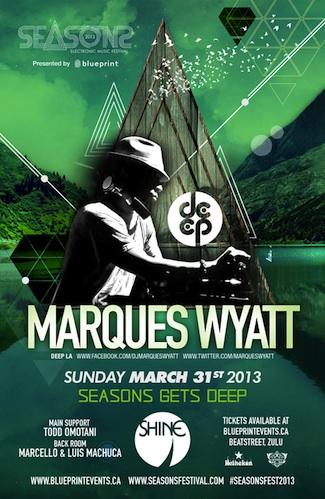 Marques Wyatt, Todd Omotani Shine Vancouver
