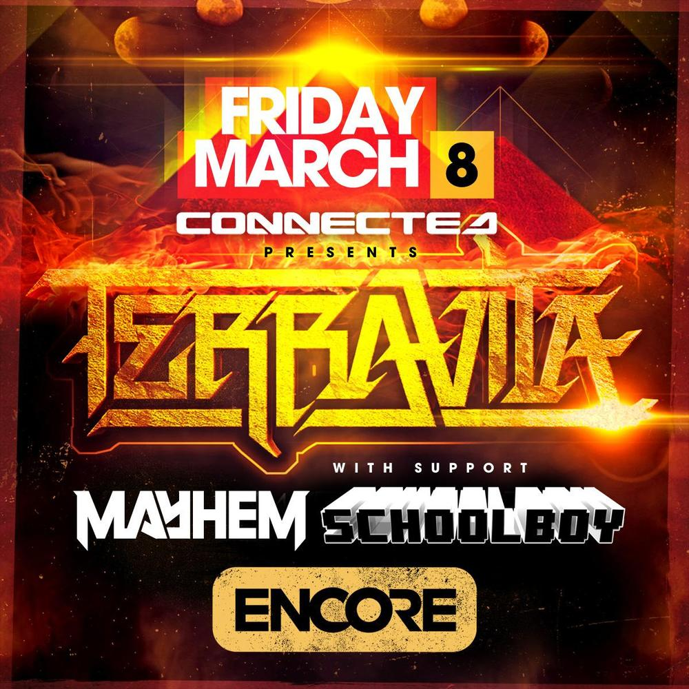 Terravita, Mayhem, Schoolboy Encore Edmonton