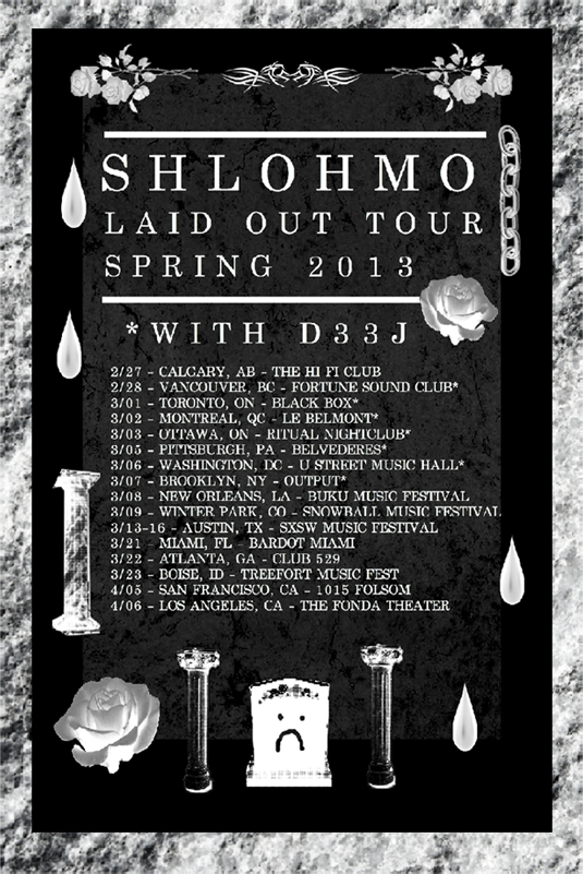 SHLOHMO, D33J, Iggy Smalls Ritual Ottawa