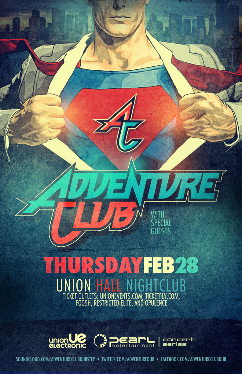 Adventure Club Union Hall Edmonton