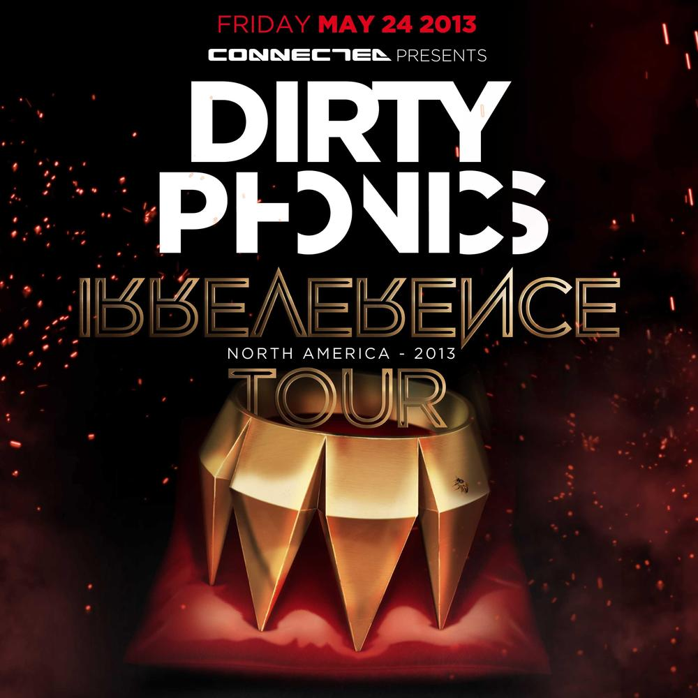Dirtyphonics, Liquid Stranger, Kenny James Encore Edmonton